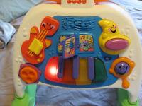 marchette musicale ficher price unisexe pour bébé a vendre***