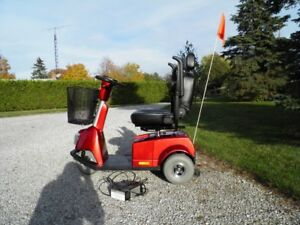 mobility scooter, Fortress DT 3 wheel