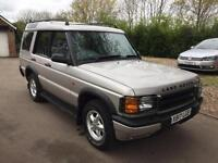 LANDROVER DISCOVERY 2.5 TD5 GS 7 SEATER