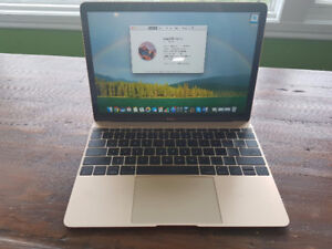 Apple MacBook New Generation - 1 year old