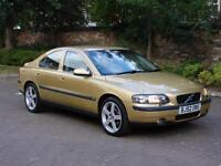 EXCELLENT DIESEL!!! 2003 Volvo S60 2.4 TD D5 SE 4dr, FULL LEATHER, HEATED SEATS, 1 YEAR MOT WARRANTY
