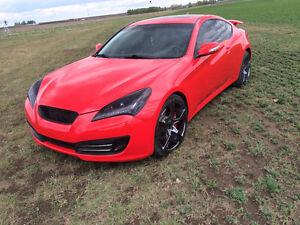 ***SPRING DEAL***2010 Hyundai Genesis 3.8 GT Lots of extras !
