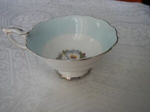 Tea Cup Royal Stafford, Made in England in 1950's