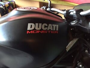 Ducati Monster 821 Black 2015