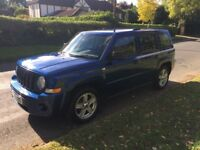 2011 Jeep Patriot 4x4 2.4 Full Service History Low Mileage Excellent Condition