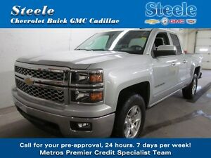 2015 Chevrolet SILVERADO 1500 LT Double Cab One Owner !!!!