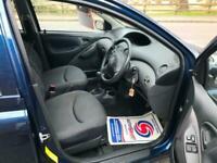 2004 Toyota Yaris 1.3 VVT-i T3 5dr HATCHBACK Petrol Manual