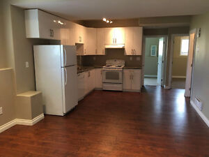 2-bedroom suite in Evergreen for lease