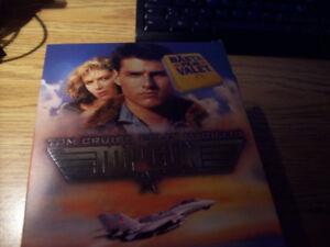 1 COFFRET DE TOP GUN 2 DVD , +4 DVD TOUS ANGLAIS (ENGLISH)1 SPEC