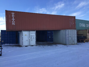 Shipping containers and semi trailers  for sale or rent