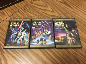 Star Wars : Wide Screen Limited Edition Trilogy