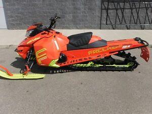 2016 Ski-Doo Freeride 154 Rotax 800R E-TEC