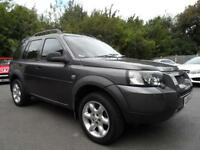 Land Rover Freelander 2.0Td4 SE 5 DOOR AUTOMATIC 54 PLATE 2004 YEAR