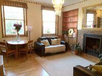 Spacious two bedroom upper floor period maisonette in the heart of King's Cross