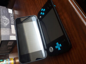 Nintendo 2DS xl - no charger