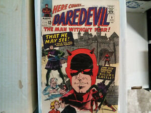 Marvel Comics Daredevil #9 $20