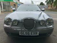 2007 Jaguar S-Type 2.7d V6 SE 4dr Auto SALOON Diesel Automatic