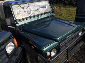 1988 Land Rover Defender 90 Pickup, Project, Spares or Repairs