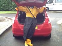 Top of the range Drysuit