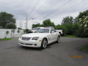 Chrysler Crossfire - LIRE L'ANNONCE/READ THE DESCRIPTION