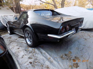 SELLING COLLECTION   1973 Corvette Stingray