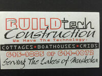 Muskoka home and cottage builders