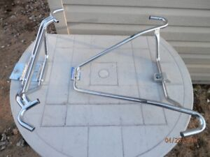 Brackets to make Bicycle Rack/Stand