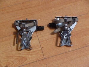 Old style Shimano pedals