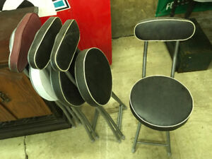 Foldable Portable Chairs