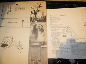 lp vinyl record/blows against the empire/