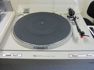 NED  direct drive turn table model P415E