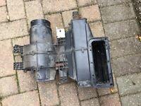 VW Transporter T 4 heater