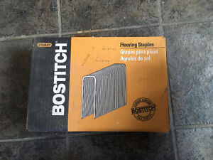 """Bostitch 2"""" flooring staples for sale"""