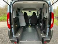 2015 Fiat Doblo 1.4 16V Pop 5dr WHEELCHAIR ACCESSIBLE VEHICLE DISABLED MOBILITY
