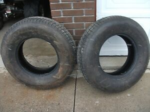 Used Trailer Tires