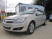 2007 07 Vauxhall Astra 1.6 16v ( 115ps ) 2007.5MY SXi