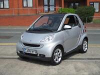 08 Smart fortwo 1.0 Pulse + 1 OWNER + ONLY 44K + FSH