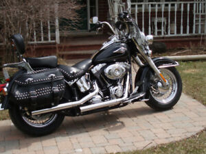 2009 Heritage Softail in Mint Condition