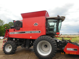 MF 9790 combine for sale