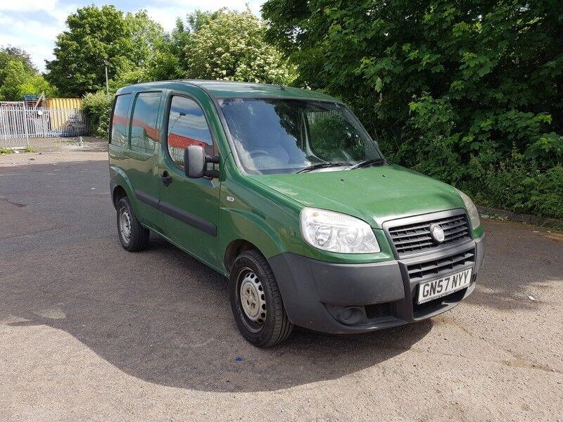 Fiat Doblo Cargo Van In Luton Bedfordshire Gumtree