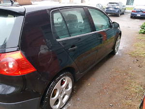 Rare 6 speed, Made in Germany VW Golf GTI 2008