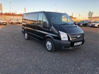 Ford Transit 260 TREND LR P/V 125 bhp. (black) 2013