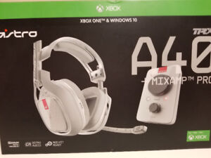 STRO A40 TR Over-Ear Sound Isolating Headset