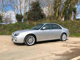 2005 55 MG ZT 260 V8 STARLIGHT SILVER ONLY 65000 MILES BEAUTIFUL CONDITION