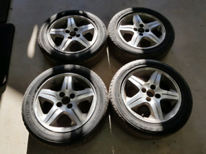 Acura EL Premium Rims and Tires