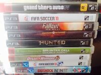 160gb PS3 Slim With Plenty of Games