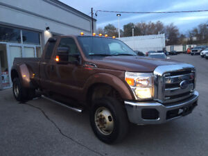 2011 Ford F-350 Dually XLT Super Duty ** MINT CONDITION **