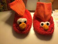 Mothercare Elmo shoe socks 3-6 months