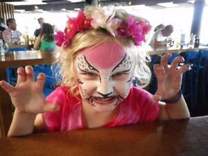 Party Entertainment - Face Painting and Balloon Twisting Newmarket Brisbane North West Preview