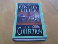 THE COLLECTION BOOK BY BENTLEY LITTLE HORROR SHORT STORIES